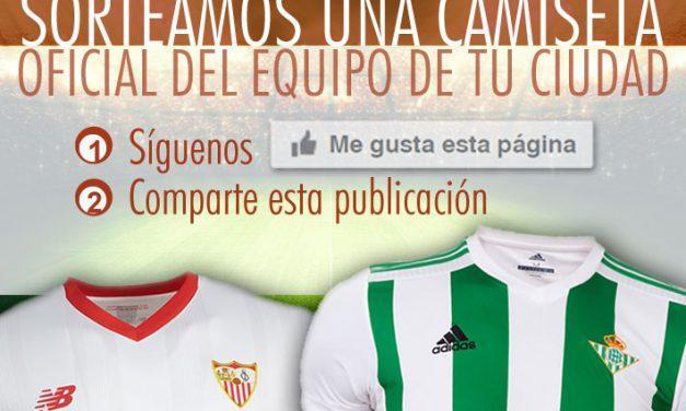 Bases del Sorteo Camiseta Oficial Betis Sevilla